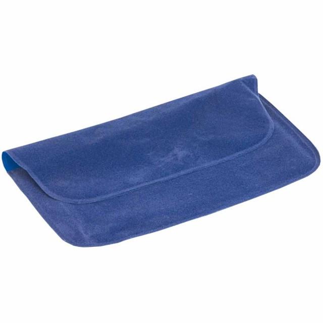 Cuscino appoggiatesta gonfiabile, con busta