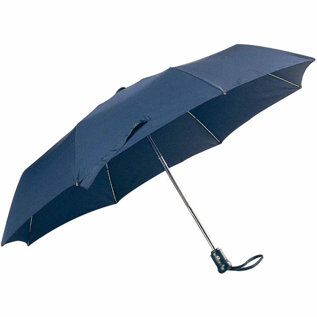 Mini ombrello automatico a pulsante, inserito in guaina di nylon