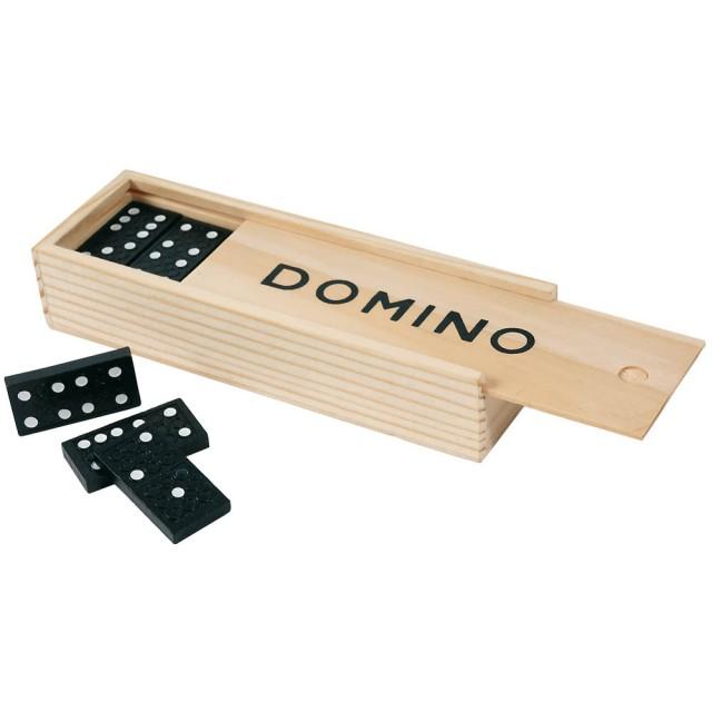 Gioco Domino, in legno