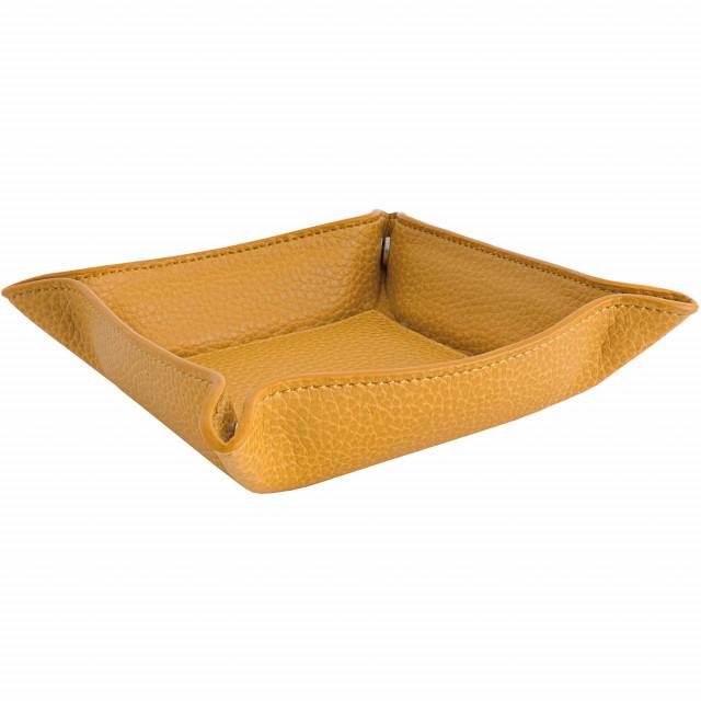Porta oggetti in similpelle - PVC