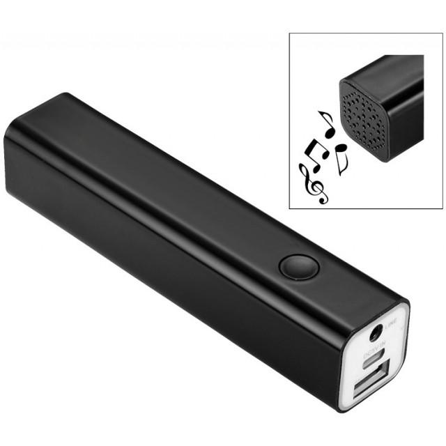 Speaker e powerbank Bluetooth® Bran