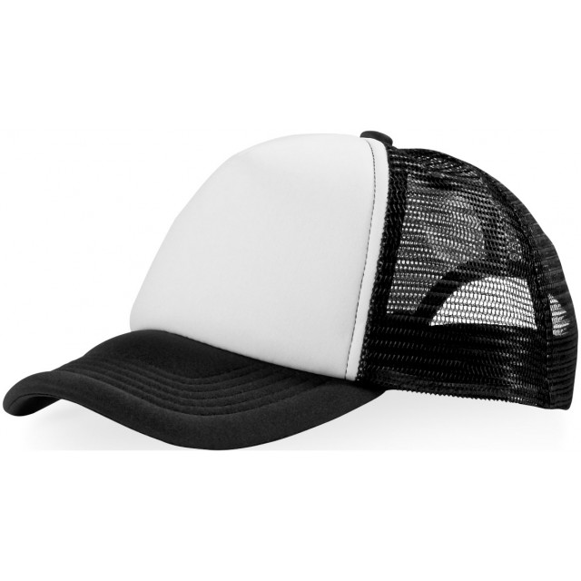 Cappellino 5 pannelli Trucker