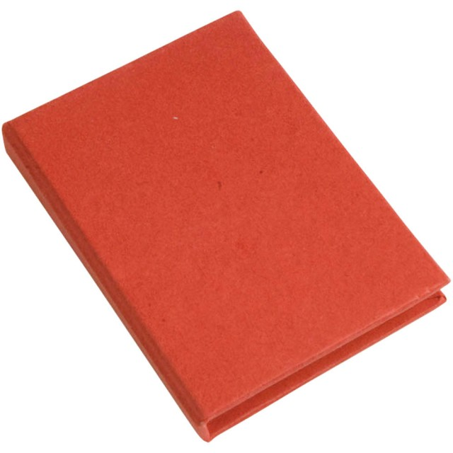 Quadernetto porta foglietti adesivi (110g artpaper, 1.8MM greyboard, 75g neon  paper)