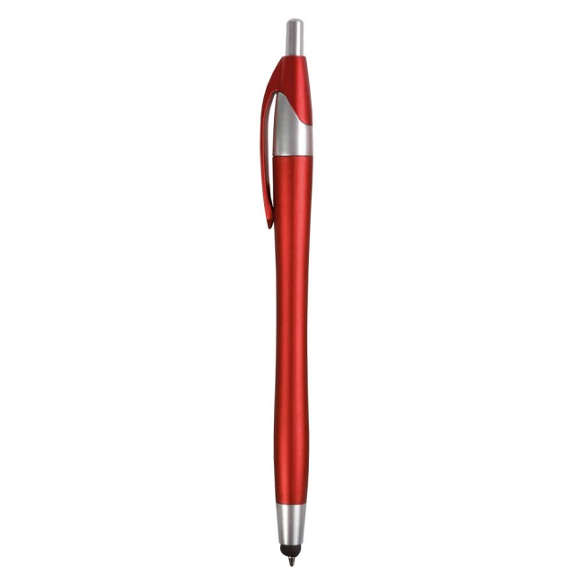 Penna a scatto, con touch screen