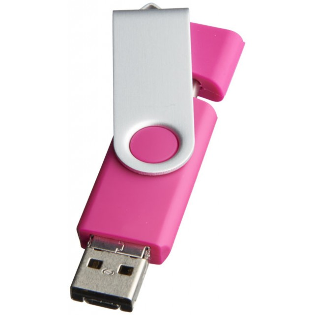 USB Rotate On-The-Go (OTG)