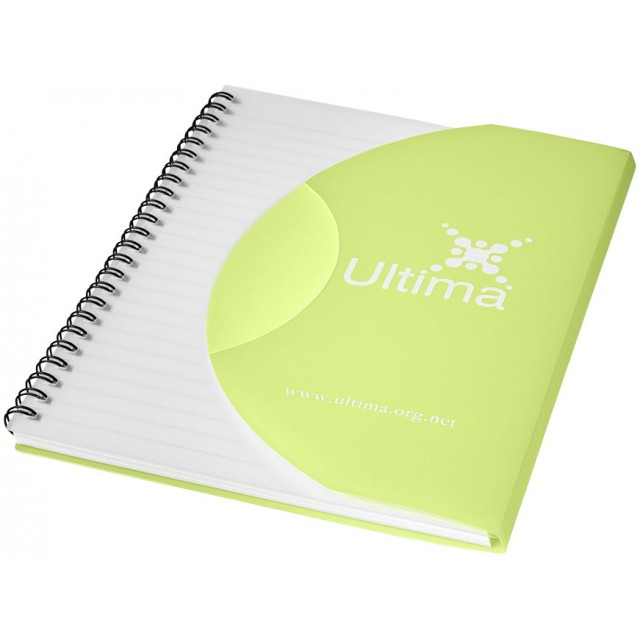 Notebook A5 Curve