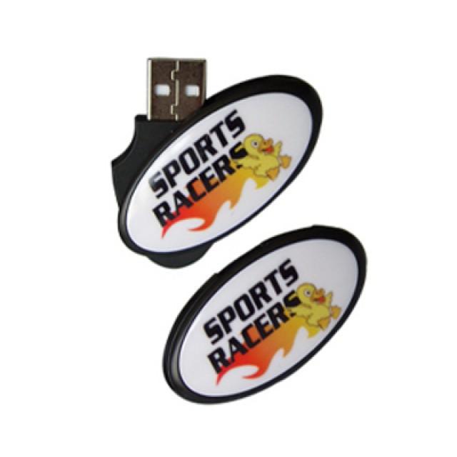 Chiavetta USB ovale