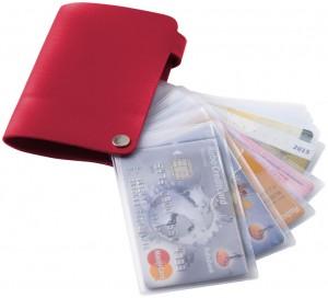 Porta carte di credito Valencia