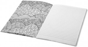 Notebook Doodle cromoterapia