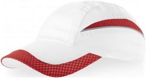Cappellino 6 pannelli in rete Qualifier