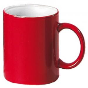 Tazza Mug Classica Rossa-Bianca