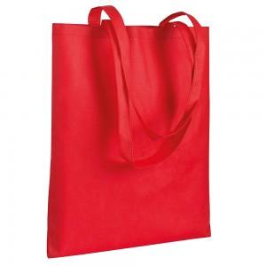 Shopper in TNT (80 g/m2), manici lunghi
