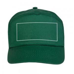 Cappellino a 7 pannelli