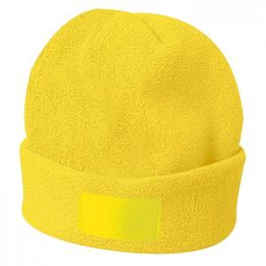 Cappellino Concert in polar con etichetta