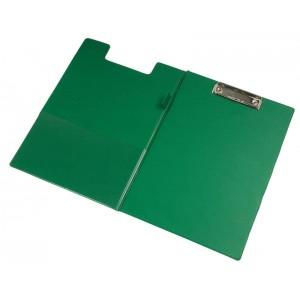 Cartella con portablocco interno formato A4