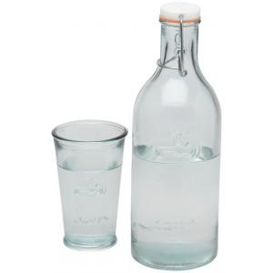 Caraffa per acqua con bicchiere