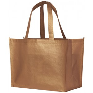 Shopper per la spesa laminata Alloy