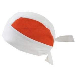 Bandana cotone/Polyestere, tricolore