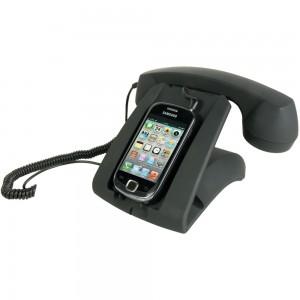 Telefono da scrivania per smartphone/cellulare