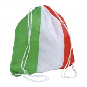 Zainetto tricolore