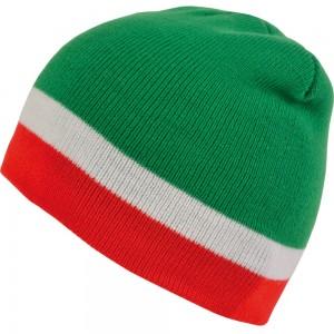 Cappellino concert tricolore