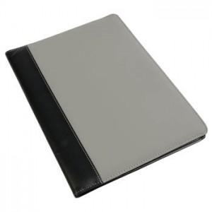 Cartella meeting portablocco A4 (blocco incluso) con tasca e asola portapenne