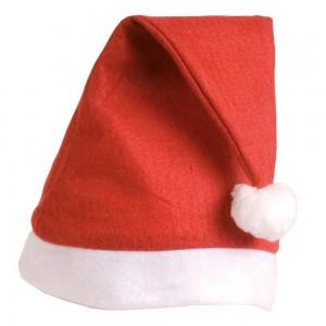 Cappello Babbo Natale in panno
