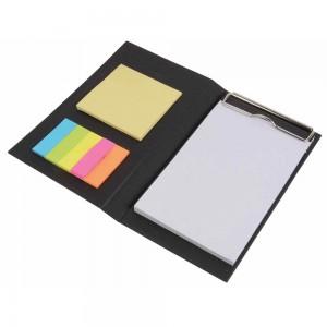 Block notes con calcolatrice a 8 cifre e post-it