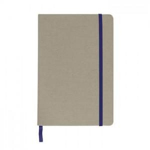 Quaderno con elastico in Canvas