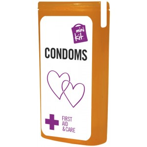 MiniKit Preservativi