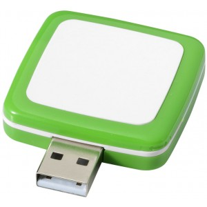 USB Square rotating