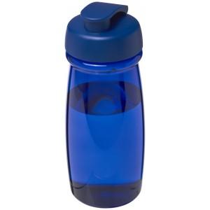 Borraccia sportiva H2O Pulse® da 600 ml con coperchio a scatto