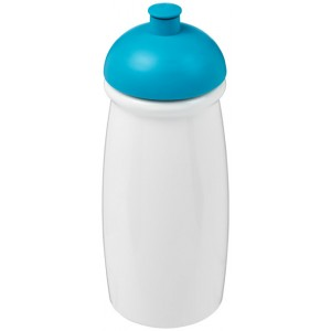 Borraccia sportiva H2O Pulse® da 600 ml con coperchio a cupola