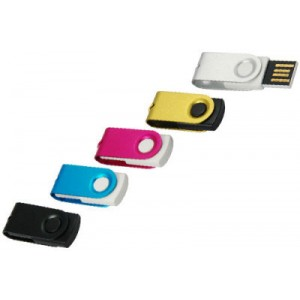 Chiavetta USB twist in formato mini