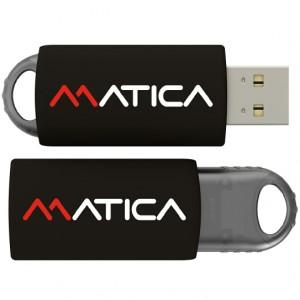CHIAVETTA USB CLIC