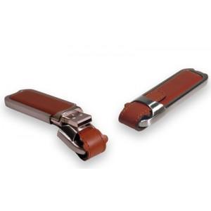 Chiavetta USB in pelle