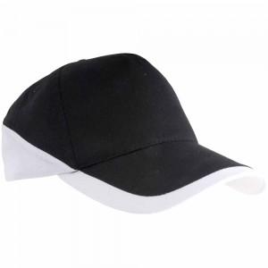 Cappellino 5 pannelli, cotone