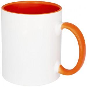 Tazza in ceramica colorata per sublimazione Pix 330 ml