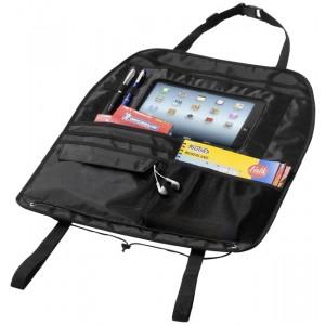 Organizer per sedile auto con scomparto per iPad