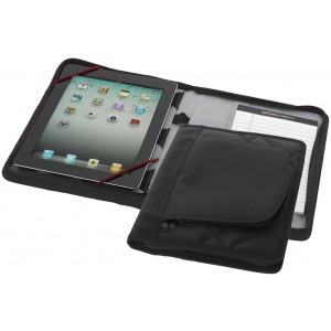 Custodia per iPad con notebook A5