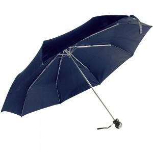 Mini ombrello con torcia