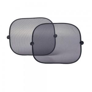 Parasole per auto, antiriflettente, con bustina e 4 ventose