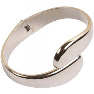 Gancio appendiborsa - bracciale, in metallo