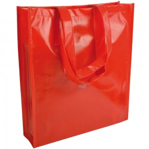Shopper in TNT laminato