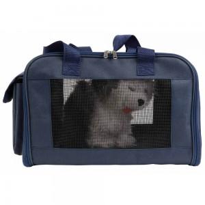 Borsa pieghevole per il trasporto/viaggio di cani, gatti e piccoli animali