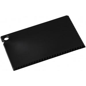 Raschietto per ghiaccio Coro dalle dimensioni di una carta di credito