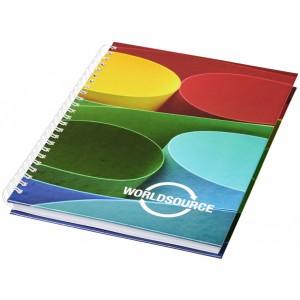 Notebook Wire-o formato A4 e copertina rigida