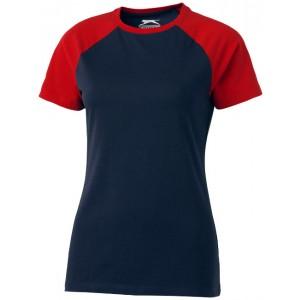 T-shirt Backspin da donna