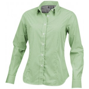 Camicia da donna manica lunga Net
