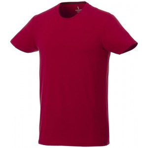 T-shirt Balfour in tessuto biologico a manica corta da uomo